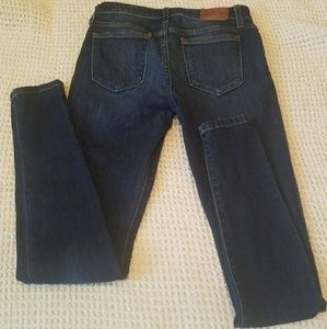 Joes Flawless the Icon midrise skinny size 25